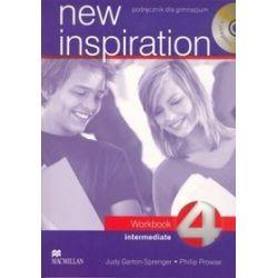 Język angielski, New inspiration, Pre-intermediate - ćwiczenia, część 4, gimnazjum - Judy Garton-Sprenger, Philip Prowse