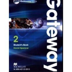 Język angielski, Gateway 2 - podręcznik, klasa 2, szkoła ponadgimnazjalna - David Spencer
