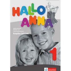 Język niemiecki, Hallo Anna 1 - ćwiczenia, klasa 1, edukacja wczesnoszkolna, szkoła podstawowa - Olga Swerlowa