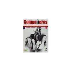 Język hiszpański. Companeros 1 - ćwiczenia, klasa 1-3, gimnazjum