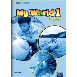 Język angielski. My World 1 - zeszyt ćwiczeń, klasa 1, szkoła podstawowa - Phillip James