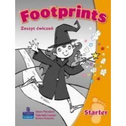 Język angielski. Footprints, Starter - ćwiczenia, klasa 1-3, szkoła podstawowa - Gabriella Lazzeri, Steve Marsland