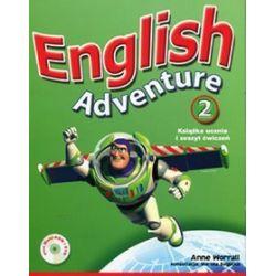 Język angielski. English Adventure 2 - podręcznik z ćwiczeniami, klasa 1-3, szkoła podstawowa - Anne Worrall
