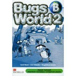 Język angielski, Bugs World 2B - ćwiczenia, klasa 2, szkoła podstawowa - Magdalena Kondro, Carol Read, Ana Soberon