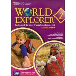 Język angielski. World Explorer 2 - podręcznik, klasa 5, szkoła podstawowa - Jennifer Heath