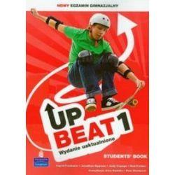 Język angielski. Up Beat 1 - podręcznik, wydanie uaktualnione, klasa 1-3, gimnazjum