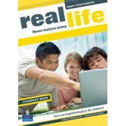 Język angielski. Real Life Upper-Intermediate - nowa matura ustna. Student's Book