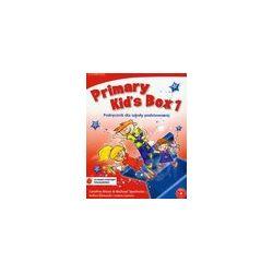 Język angielski. Primary Kid's Box 1 - podręcznik z płytą CD, szkoła podstawowa