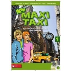 Język angielski. New Maxi Taxi 1 - podręcznik, szkoła podstawowa - Agnieszka Otwinowska - Kasztelanic, Anna Walewska