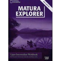 Język angielski. Matura Explorer Upper-intermediate - zeszyt ćwiczeń, szkoła średnia
