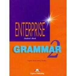 Język angielski. Enterprise 2 Grammar Student's Book, szkoła średnia