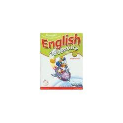 Język angielski. English Adventure Starter. Zeszyt ćwiczeń + CD, klasa 1-3, szkoła podstawowa - Mariola Bogucka, Regina Raczyńska