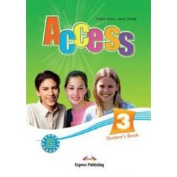 Język angielski. Access 3 - Student's Book, klasa 3, gimnazjum - Jenny Dooley, Virginia Evans