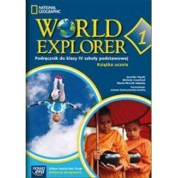 Język angielski, World Explorer 1 - podręcznik, klasa 4, szkoła podstawowa - Michele Crawford, Jennifer Heath, Marta Mrozik-Jadacka