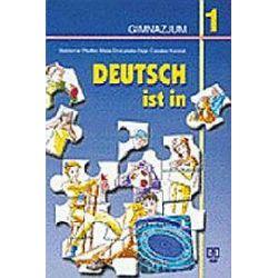 Język niemiecki, Deutsch ist in 1, poziom podstawowy - kaseta audio, gimnazjum - klasa 1 (kaseta) - Maria Drażyńska-Deja, Czesław Karolak, Waldemar Pfeiffer