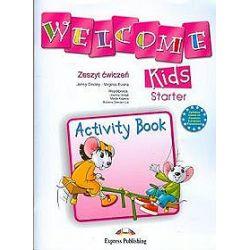 Język angielski. Welcome Kids Starter WB - ćwiczenia, klasa 1, szkoła podstawowa - Jenny Dooley, Virginia Evans