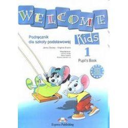 Język angielski. Welcome Kids 1 Pupil's Book - podręcznik, , klasa 4-6, szkoła podstawowa - Virginia Evans