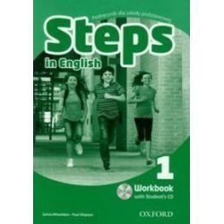 Język angielski. Steps In English 1 - zeszyt ćwiczeń, klasa 4-6, szkoła podstawowa