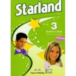 Język angielski. Starland 3. Język angielski. Student's book - podręcznik , klasa 4-6, szkoła podstawowa - Jenny Dooley, Virginia Evans