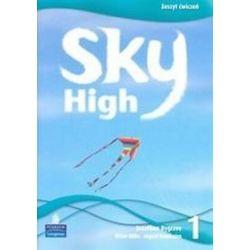 Język angielski. Sky High 1 - zeszyt ćwiczeń, klasa 4, szkoła podstawowa - Brian Abbs, Jonathan Bygrave, Ingrid Freebairn