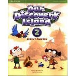 Język angielski. Our Discovery Island 2 - ćwiczenia, szkoła podstawowa - Regina Raczyńska