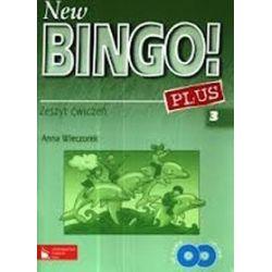 Język angielski. New Bingo! Plus 3 - ćwiczenia, klasa 3, szkoła podstawowa - Anna Wieczorek
