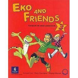 Język angielski, Eko and Friends 3 - podręcznik, klasa 1-3 szkoła podstawowa - Amanda Cant, Mary Charrington, Magda Musioł