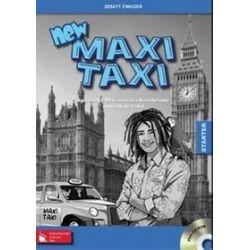 Język angielski. New Maxi Taxi Starter - zeszyt ćwiczeń, klasa 4, szkoła podstawowa - Agnieszka Otwinowska-Kasztelanic, Anna Walewska