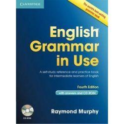 Język angielski. English grammar in use. Podręcznik z ćwiczeniami, szkoła średnia - Raymond Murphy
