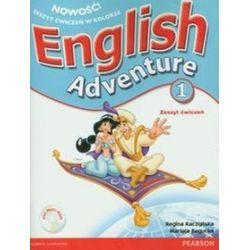 Język angielski. English Adventure 1. Zeszyt ćwiczeń, klasa 1-3, szkoła podstawowa - Mariola Bogucka, Regina Raczyńska