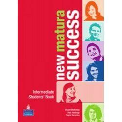 Język angielski, New matura Success Intermediate - podręcznik, szkoła ponadgimnazjalna