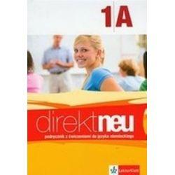 Język niemiecki, Direkt neu 1A - podręcznik i ćwiczenia, klasa 1, szkoła ponadgimnazjalna