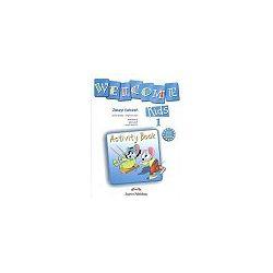 Język angielski. Welcome Kids 1 Activity Book - ćwiczenia, klasa 4-6, szkoła podstawowa - Jenny Dooley, Virginia Evans