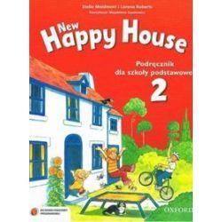 Język angielski. New Happy House 2 - podręcznik, szkoła podstawowa