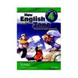 Język angielski. New English Zone 4: Student's Book Pack [poland], szkoła podstawowa - David Newbold, Rob Nolasco