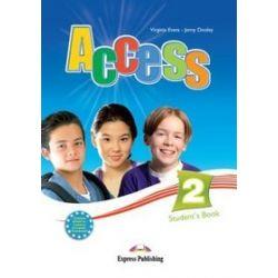Język angielski. Access 2 Student's Book- podręcznik przygotowujący do egzaminu gimnazjalnego, klasa 3, gimnazjum - Jenny Dooley, Virginia Evans