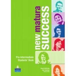 Język angielski, New matura Success Pre-Intermediate - podręcznik, szkoła ponadgimnazjalna