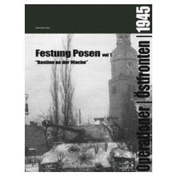Festung Posen vol 1: Bastion an der Wache - Tim Dinan - Bok (9789185657193)