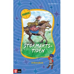 Kompass Historia Stormaktstiden - Sveriges rike växer Arbetsbok - Lotta Malm Nilsson - Bok (9789127413474)