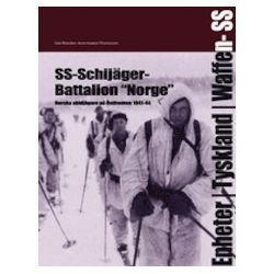 "SS-Schijäger-Battalion ""Norge"" : norska skidjägare på östfronten 1941-44 - Geir Brenden, Arne Haakon Thomassen - Bok (9789185657087)"