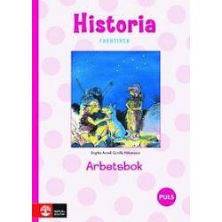 PULS Historia 1-3 Arbetsbok - Birgitta Annell, Gunilla Håkansson - Bok (9789127417342)