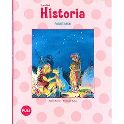 PULS Historia 1-3 Forntiden Grundbok - Göran Körner - Bok (9789127617421)