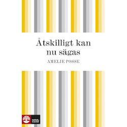 Åtskilligt kan nu sägas - Amelie Posse - E-bok (9789127127074)