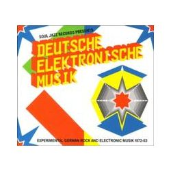 Musik: Deutsche elektronische Musik-(2)Exprimental German  von Soul Jazz Records Presents