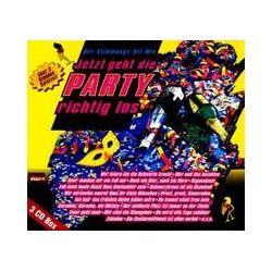 Musik: Party 3er Box (Folge 1-3)