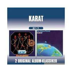 Musik: Karat-2 in 1 (Über sieben Brücken/Der blaue Plan (Doppel-CD)  von Karat
