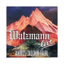 Musik: Watzmann Live  von Wolfgang Ambros