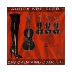 Musik: Sandra Kreisler Live  von Sandra Kreisler & Open Mind Quartett