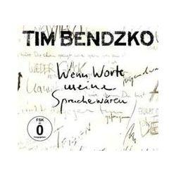 Musik: Wenn Worte meine Sprache wären  von Tim Bendzko