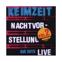 Musik: Nachtvorstellung-Die Hits Live Vol.2  von Keimzeit